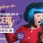 EVROPARK ob polnoletnosti poklanja koncert Challeta Salleta in Perpetuum Jazzile