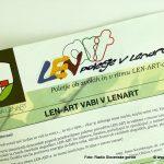LEN-ART vabi v Lenart