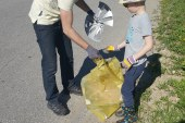 Tudi tukajšnje občine se pridružujejo akciji Očistimo Slovenijo