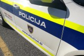 Policisti so zaostrili stavko, na Gruškovju tovornjaki stojijo tudi 5 ur!