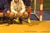 Vrhunska nogometaša navdušila mlade športnike v Sv. Trojici