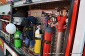 Na Malni v občini Sv. Jurij v Slov. goricah uspešno izpeljali gasilsko vajo