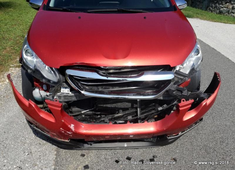 Prometna nesreča: Kdaj je potrebno poklicati policijo?