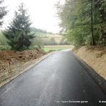 Obnova ceste v Bačkovi se zamika