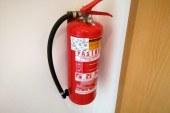 V mesecu požarne varnosti v Malečniku pregled gasilnih aparatov