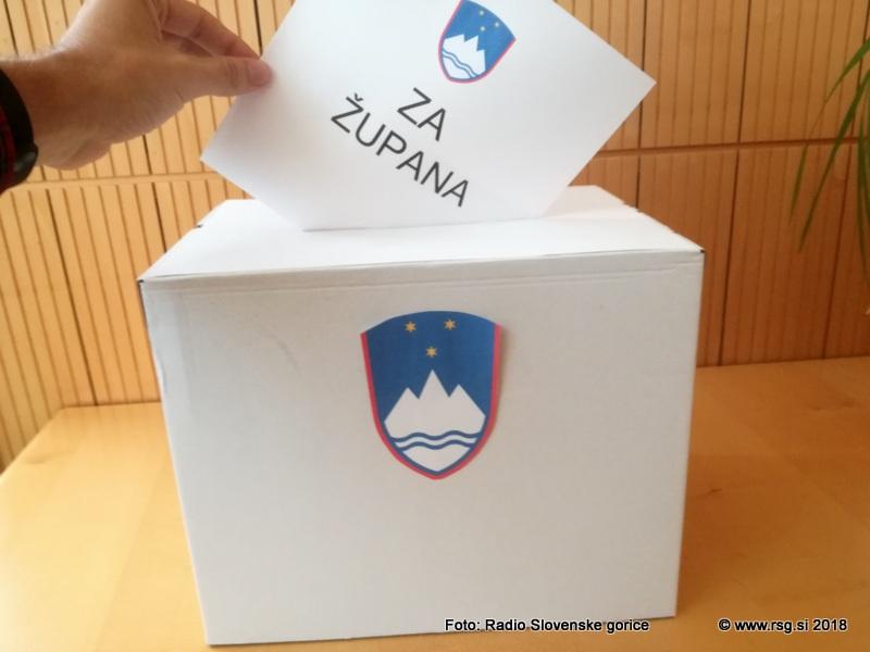Županski kandidati v osrednjih Slovenskih goricah