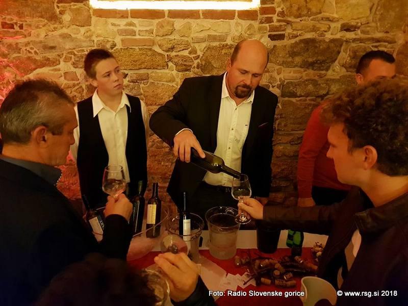 V Sv. Trojici v petek 4. Festival vin osrednjih Slovenskih goric