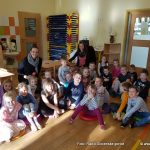 FOTO: S slovenskim zajtrkom so danes postregli tudi v vrtcu Lenart