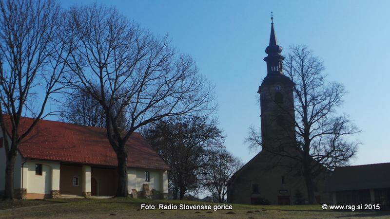 V župniji Sv. Benedikta so cerkveni pevci dobili sobo za pevske vaje