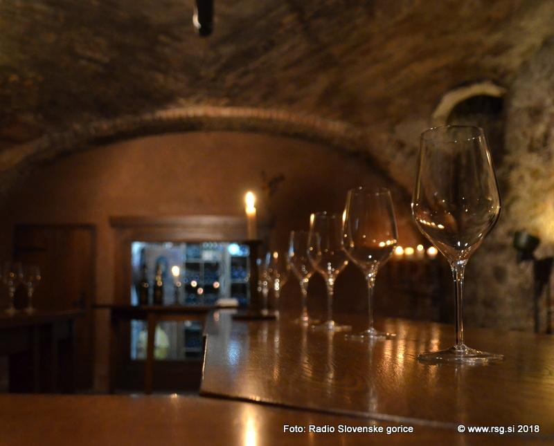 Za štajerska vina so značilne nekoliko višje kisline
