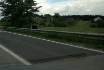V Lovrencu na Pohorju v oktobru namenu predali novi most pri FIŠER ŽAGI