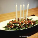 Adventni venčki kot zunanji simboli duhovne priprave na božič