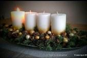 S prižigom prve sveče vstopamo v adventni čas