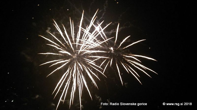 Silvestrovanja na prostem tudi po severovzhodni Sloveniji