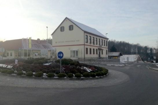 Dotrajana čistilna naprava v Trnovski vasi