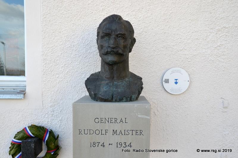 Letošnja volilna skupščina Zveze društev general Maister na Zavrhu in v Voličini