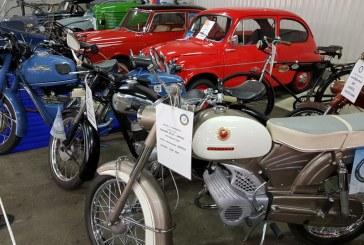 Bili smo na mednarodni razstavi starodobnih vozil v Gornji Radgoni