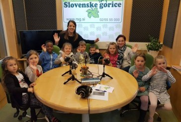 19. koncert vrtčevskega zborčka Kamenčki
