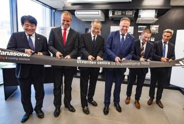 Otvoritev učnega centra Panasonic
