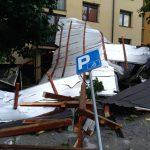 Julijska neurja na Ptujskem povzročila za 11,3 milijona evrov škode v kmetijstvu