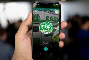 NOVA aplikacija za vaš Android telefon: Radio Slovenske gorice