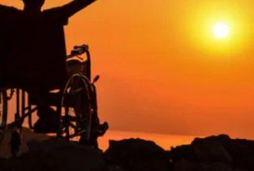 Z invalidskim vozičkom po Afriki
