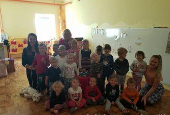 FOTO: Vrtec v Selcah obiskuje 19 otrok, življenje v njem pa je zelo družinsko