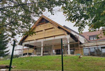 FOTO: Novi Dom sv. Agate naj bi prve stanovalce začel sprejemati že konec tega leta