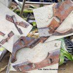 Uničevanja kombajnov v Pomurju osumljen 46-letni moški