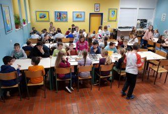 FOTO/VIDEO: Tradicionalni slovenski zajtrk v Sv. Trojici