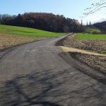 V Benediktu predali namenu asfaltiran odsek ceste Drvanja-Spodnja Bačkova