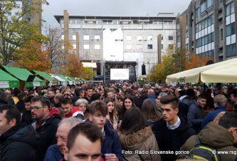 FOTO: 36. martinovanje v Mariboru