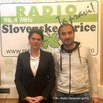 Z ministrico Alenko Bratušek smo govorili o izgradnji severne lenarške obvoznice