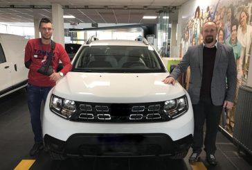 V Lovrencu na Pohorju bogatejši za nov avtomobil, namenjen prevozu starostnikov
