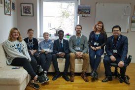 VIDEO: Projekt Hils promovira zraven zdravega življenjskega sloga tudi mednarodno povezovanje