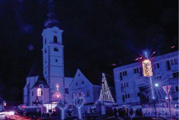 Živopisan december v Lenartu