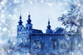 Praznični dogodki v Sv. Trojici tudi letos združeni v Zimsko pravljico