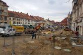 V Mariboru ob zapori Koroške ceste nekateri posebni ukrepi