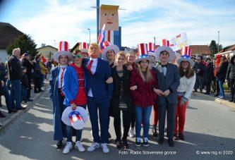 FOTO/VIDEO: Norčav in vesel fašenk v Lenartu!