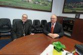 Nadškof Cvikl včeraj obiskal Lenart, kamor znova prihaja v nedeljo