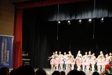 Učenci Konservatorija za glasbo in balet Maribor v marcu pripravljajo baletna večera