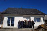 FOTO: Sanje družine Vasle v Vinički vasi so pod streho