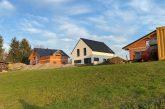 V naselju Trojica - jug poteka intenzivna gradnja