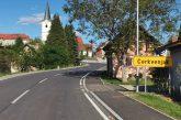 Tudi v Cerkvenjaku poteka urejanje in vzdrževanje cest