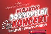 Miklavžev dobrodelni koncert Zavoda A.M.Slomška letos na spletu