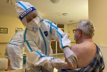 Tudi v Lenartu že cepljenje proti covid-19