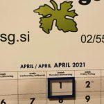 Danes je 1. april