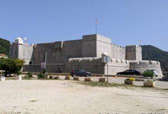 FOTO: Ston - mesto kamnitega obzidja