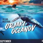 V EUROPARKU TOKRAT NAVDUŠUJEJO ORJAKI OCEANOV